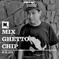 Nómada 01.10.2015: Mix x GhettoChip