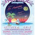 GRiZ + Lettuce @ Fools Paradise (St.Augustine, FL) 4/1/2016