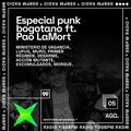 Especial Punk Bogotano feat Pao LaMort. Ministerio de Vagancia, Primer Regimen, Lupus y más