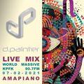 World Massive: Amapiano Mix (07-02-2021)