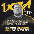 @DJOneF @1Xtra Mix on BBC Radio 1Xtra (Aired 25.04.2020)
