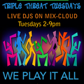 TRAIN WRECK TUESDAY'S  9/14/21 AFROBEATS REGGAE R&B EDITION  Vibe24-7.com DJ MIXXSIRE