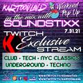 SS LIVE: KARTOONLAND TWITCH EXCLUSIVE: 7-32-21
