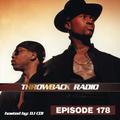 Throwback Radio #178 - DJ CO1 (R&B Mix)