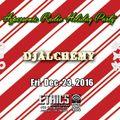 DJAlchemy live at Ethics: Hypersonic Radio Holiday Party (Dec. 23, 2016)