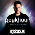 Peakhour Radio #118 - Exodus (August 4th 2017)