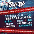 Dj Twisted Recorded at Bris-Tek, Blue Mountain Club Bristol 11th Oct 19'