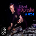 Xpresha #024 - R Hawk - 14 Feb 2021 jungletrain.net