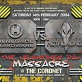 Pendulum feat MC Rage live @ Renegade Hardware vs Metalheadz - Feb 2004