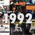 Dj Nasty P.  Hip Hop.  1992