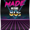 Made in the 80's #1 - DJ Lou Since 82 - #Throwback mix