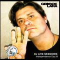DJ LIVE SESSIONS: Indiependance Day III