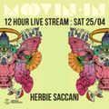 Herbie Saccani  - Moovin In LIVE STREAM - April 2020