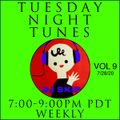 TUESDAY NIGHT TUNES Vol 9 (New Wave Synth)