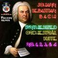 Johann Sebastian Bach Orchestral Suite No. 1, 2, 3, & 4 - SYNTHESIZED by Matt Falcone