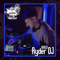 podcast 003: Ryder DJ