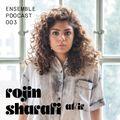 ENSEMBLE 003 - Rojin Sharafi : Point Shard
