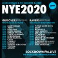 Errol Russell - Sessions. 21 LOCKDOWNFM.LIVE - NYE 2020 GROOVERS & RAVERS LIVE VINYL SET