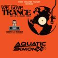 Aquatic Simon - We Love Trance CE 029 - Open-air & Classics Edition (25.08.2018 -Fort Colomb- Poznan