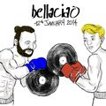"""Ghianda & Tommy All """"Knockout at Bellaciao"""" (Set-Cut) 12.01.2014"""