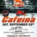 dj A-Tom-X @ La Rocca - Cafeina Retro 5.0 29-09-2012