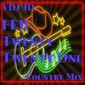 Feb 2021 VDJ JD Country Mix