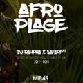 AfroPlage Vol. 1 - Dancehall, Afro, Baile Funk, Remixes by Safari647 & DJ Rahpha