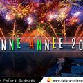 Happy new year 2015 on The Electro French Conection Show