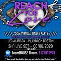 REACH FOR LOVE - LEO ALARCON 2HR LIVE SET 06/06/2020