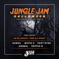 Mista C Live at Jungle Jam Bangkok