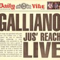 GALLIANO live at the town and country,london. june 1992