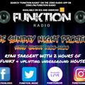 The Sunday Night Project - Funktion Radio 26/07/20
