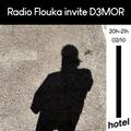 Radio Flouka invite D3MOR - 02/10/20