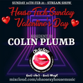 Colin Plumb - Oh So Sexy - Valentines Day House Tech Sunday - 14/2/21