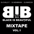 Chilly-T & Membrain & MarcoS - Black is Beautiful Vol. 1