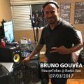 Bruno Gouvêa @ HouseFellas Radio Rox 07/03/2017