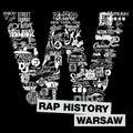 Rap History Warsaw Def Jam Recordings Mixtape by DJ KEBS