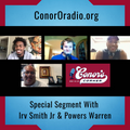 Conor's Corner – special segment with Irv Smith Jr and Powers Warren