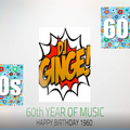 DJ Ginge Coldwell's 60th Year of Music Pt 1 - The 60's