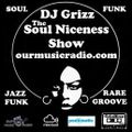 The Soul Niceness Show on Our Music Radio 21Jun21