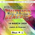Jaskin & Uneven - Phuture Beats Show @ Bassdrive.com 14.03.20