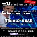 EVT#037 - electronical vibes radio with Claas Inc & NordFreak
