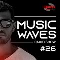 DeepinRadio   Music Waves Radio Show #26   Mixed By IvanG