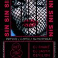 Live Set @ SIN at Kremwerk Seattle 06-01-19 (opening, set 1)