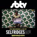 @SBTVonline LIVE MIX @SELFRIDGES BIRMINGHAM | INSTAGRAM: @DJMATTRICHARDS | HIPHOP TRAP UK RAP
