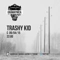 GRĀMATNĪCA ::: TRASHY KID ::: Live from BaboonBar 09.04.2015