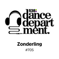 The Best of Dance Department 705 with special guest Zonderling