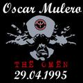 OSCAR MULERO - Live @ The Omen, Fdez. de los Rios 59 Madrid (29.04.1995) Cassette by: Daniel Mozota