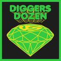 King Dom (100 Miles High) - Diggers Dozen Live Sessions (May 2017 London)