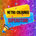 THE INTERLUDE MIX VOL 1 - RETRO COLOURED SUPERSTORE - produced by Tommy Ferguson